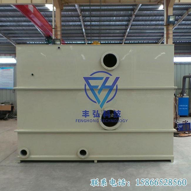 生物滤池leyu体育官网处理设备 生物滴滤 PP材质